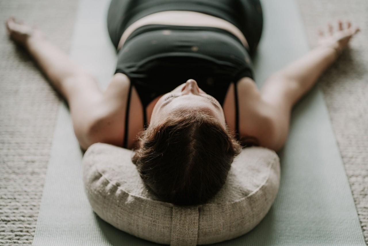 Yoga-Savasana